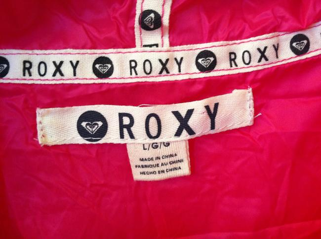 Roxy Bright Pink Jacket