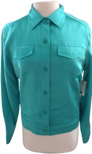 Worthington Turquoise Jacket