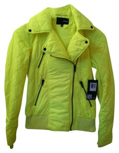 Hurley Bright Yellow Jacket