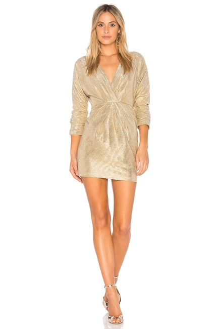 Preload https://item3.tradesy.com/images/endless-rose-gold-surplice-short-night-out-dress-size-4-s-22713412-0-0.jpg?width=400&height=650