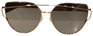 Other Mirror with Gold frames Sunglasses
