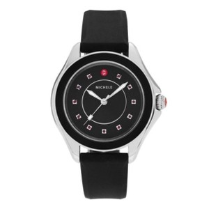 Michele Cape Dial Silicone Watch