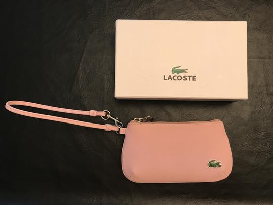 Lacoste Wristlet in Pink Image 1