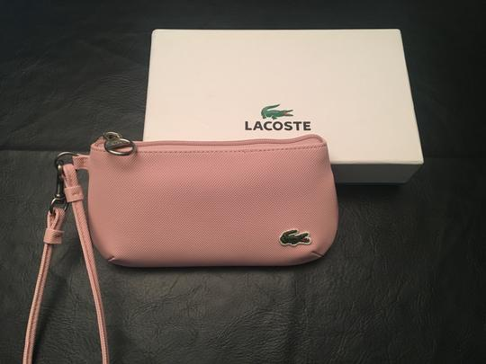Lacoste Wristlet in Pink Image 2