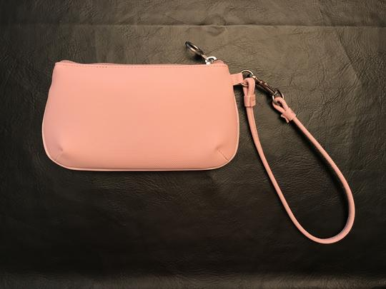 Lacoste Wristlet in Pink Image 3