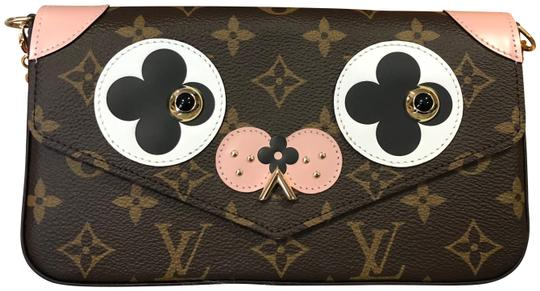 Preload https://img-static.tradesy.com/item/22714013/louis-vuitton-felicie-pochette-new-rare-dog-monogram-with-inserts-valentines-brown-canvas-cross-body-0-1-540-540.jpg