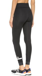 adidas By Stella McCartney Women's Black The Performance Fold Over Leggings