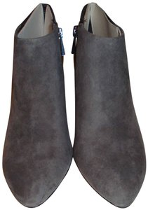 Ann Taylor grey/black Boots