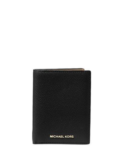 Preload https://img-static.tradesy.com/item/22714378/michael-michael-kors-black-leather-bi-fold-passaport-wallet-0-0-540-540.jpg