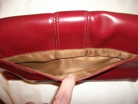 Nine West Clutch Cross Body 3 In One Faux Leather Shoulder Bag