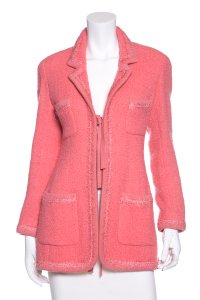 Chanel Coral Jacket