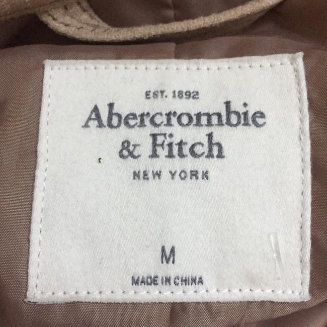 Abercrombie & Fitch Beige Jacket Image 4