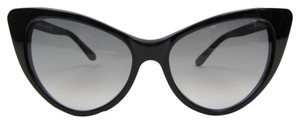 Tom Ford Black Tom Ford Nikita cat eye sunglasses