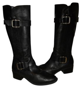 Kelly & Kate & Leather Riding Size 11 black Boots