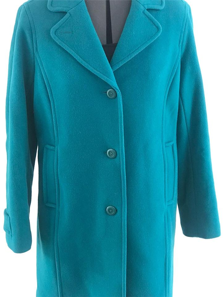 10 Kitchen And Home Decor Items Every 20 Something Needs: Turquoise Pea Coat