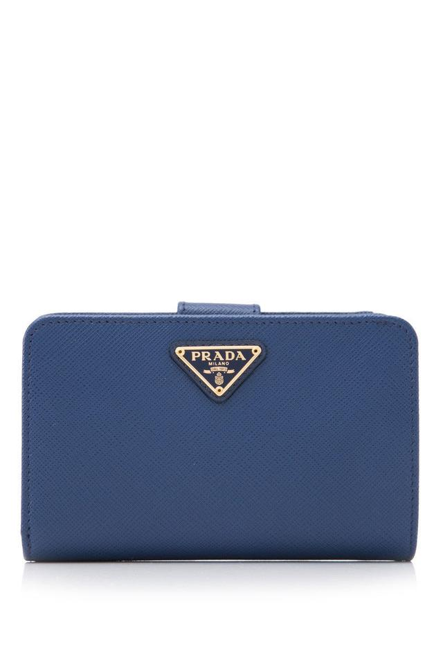 8fdd16ae2422 Prada Wallet Blue Price | Stanford Center for Opportunity Policy in ...