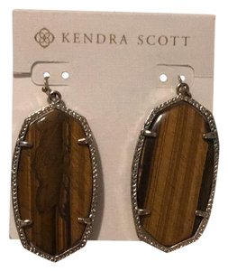 Kendra Scott Danielle Tiger's Eye