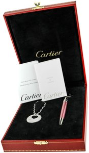 Cartier * Cartier Stylo Bille Avec Charm Ballpoint Pen with Charm.