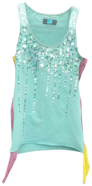 Item - Aqua By Anthropologie Sequin Tank Top/Cami Size 6 (S)