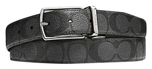 Coach MODERN HARNESS CUT-TO-SIZE REVERSIBLE SIGNATURE 64825