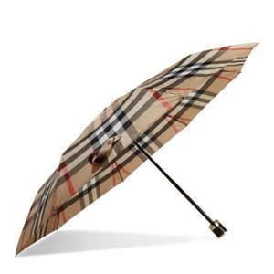 Burberry Burberry check folding umbrella