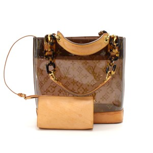 Louis Vuitton Cruise Collection Tote in Brown