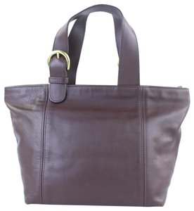 Coach Waverly Bucket Soh H6m-4133 Tote in Brown