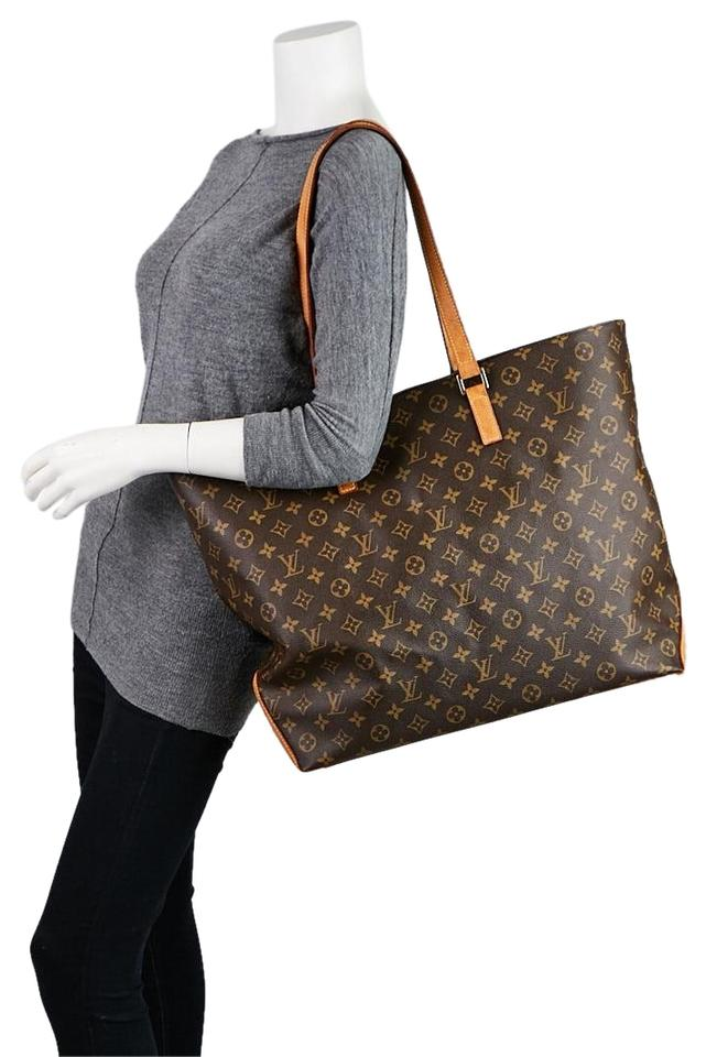68bf0d27a616 Louis Vuitton Extra Large Xl Neverfull Gm Cabas Large Tote Shoulder Bag  Image 0 ...