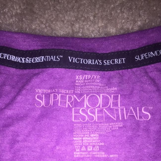 Victoria's Secret T Shirt Purple