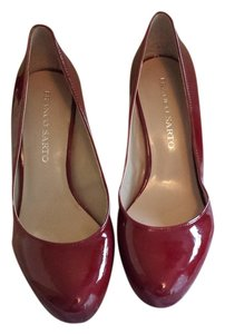 Franco Sarto Heels High Heels Red Ruby Red, crimson Pumps