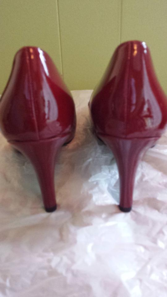 Franco Sarto Heels High Heels Red Red, Crimson Pumps on Sale, 51 ...