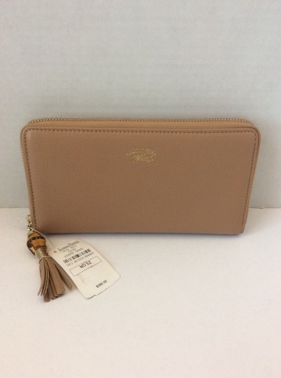 Gucci GUCCI NWT BAMBOO TASSEL ZIP AROUND CONTINENTAL WALLET ($635) W/TAX Image 2