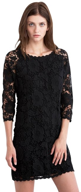 Preload https://img-static.tradesy.com/item/22719206/velvet-by-graham-and-spencer-black-leslea-crochet-night-out-dress-size-4-s-0-1-650-650.jpg
