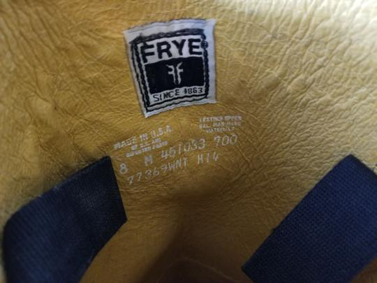 Frye Knee-high True To Size Pull In Usa Walnut Boots Image 6