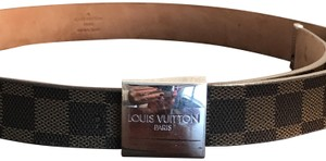 Louis Vuitton * Louis Vuitton Classic Belt Size 36