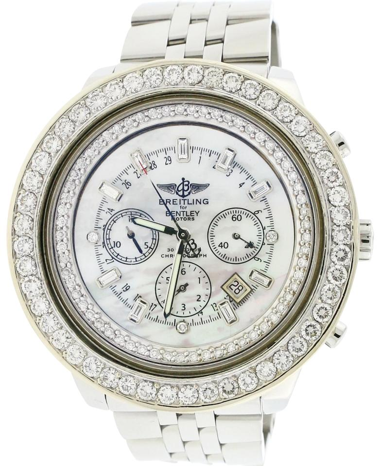 motors best breitling watches ed for white date replica eta bentley dial edition red special