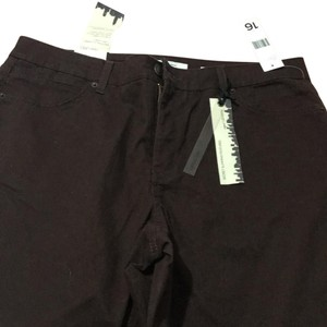 Jones New York Capris dark brown