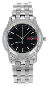 Gucci Gucci 5500 XL YA055202 Stainless Steel Quartz Men's Watch