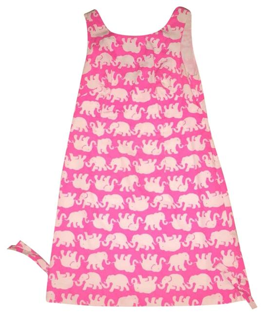 Lilly Pulitzer short dress Pink on Tradesy Image 0