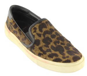 Saint Laurent Sneakers Skate Leopard Athletic