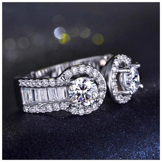 Other Swarovski Crystals The Annabelle Omega Ring S19 Image 1