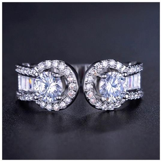 Other Swarovski Crystals The Annabelle Omega Ring S19 Image 2