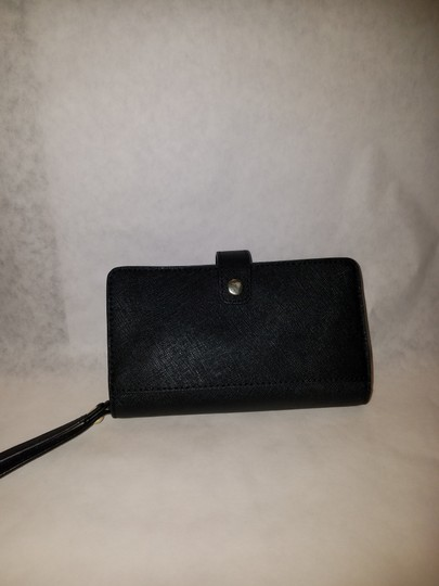 Juicy Couture Juicy couture iPhone 5/5s wallet phone case Black leather nwot Image 3