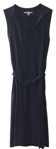 Tommy Hilfiger short dress Navy Blue on Tradesy