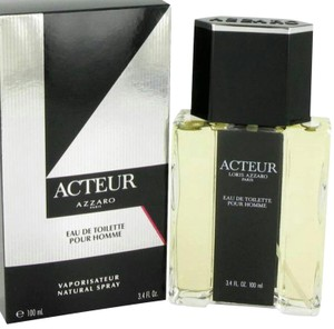 Azzaro ACTEUR BY AZZARO FOR MEN-EDT-100ML-MADE IN FRANCE