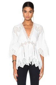 ZIMMERMANN Top white