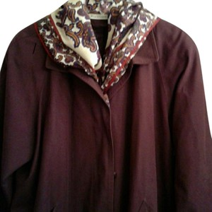 Misty Harbor Long Scarf Included Fits 14-18 Raincoat