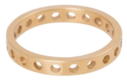Kelly Wearstler 22k Gold Plated Rote Ring