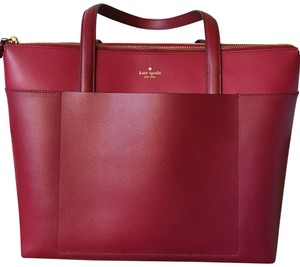 """Kate Spade Tote in Red """"Rosso""""- Kate Spade"""