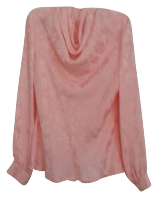 Preload https://item1.tradesy.com/images/pink-silk-blouse-size-6-s-2272165-0-0.jpg?width=400&height=650